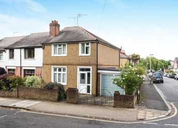 Thumbnail 3 bedroom end terrace house for sale in Kingston Upon Thames, Surrey, United Kingdom