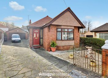 Thumbnail 2 bed detached bungalow for sale in Sycamore Crescent, Prestatyn