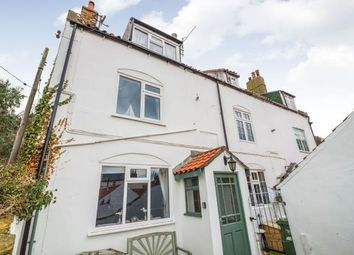 Thumbnail 2 bed end terrace house for sale in White Horse Yard, Church Street, Whitby, North Yorkshire