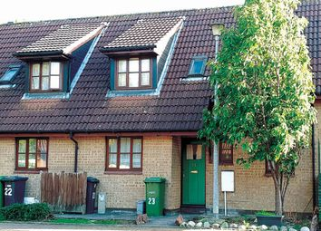 Thumbnail 3 bed terraced house for sale in St. Michaels Gate, Peterborough