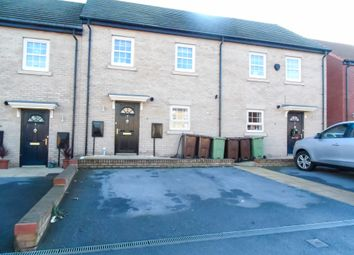 Thumbnail 3 bed terraced house for sale in Stoborough Crescent, Featherstone, Pontefract