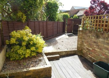 Thumbnail 2 bedroom terraced house to rent in High Street, Haddenham, Ely