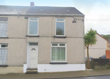 Thumbnail 2 bed end terrace house for sale in Garn Road, Maesteg, Mid Glamorgan