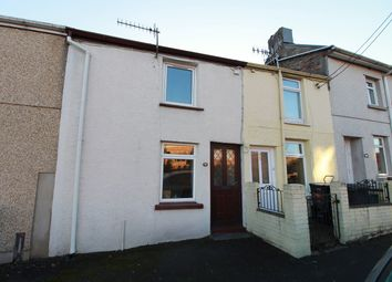 Thumbnail 2 bed terraced house for sale in Charles Street, Tredegar