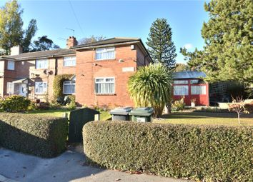 Thumbnail 3 bed terraced house for sale in Hollin Park Place, Oakwood, Leeds