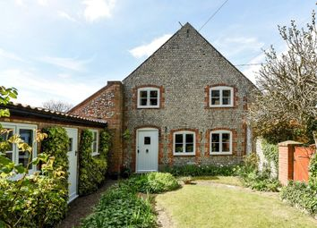 Thumbnail 2 bedroom cottage for sale in Station Road, Weybourne, Holt