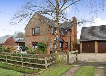 Thumbnail 3 bed detached house for sale in Pound Lane, Burley, Ringwood