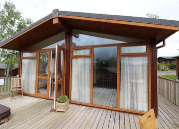Thumbnail 2 bed mobile/park home for sale in Thanet Well Lodge Retreat, Greystoke, Penrith, Cumbria