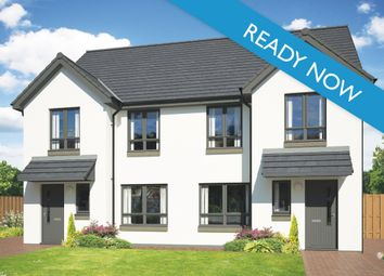 3 bed semi-detached house for sale in Off Mannachie Road, Forres IV36