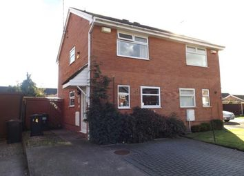Thumbnail Property for sale in Holbury Close, Crewe, Cheshire
