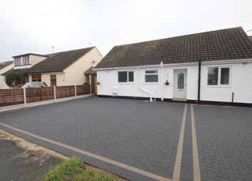 Thumbnail 2 bed semi-detached bungalow for sale in Harewood Avenue, Ashingdon, Rochford