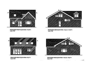 Thumbnail 3 bed property for sale in Sandwich Road, Whitfield