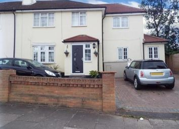 Thumbnail 5 bed semi-detached house for sale in Yeomen Way, Ilford