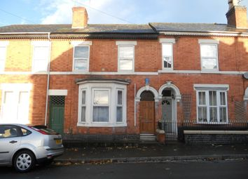 Thumbnail 5 bedroom terraced house to rent in West Avenue, Derby
