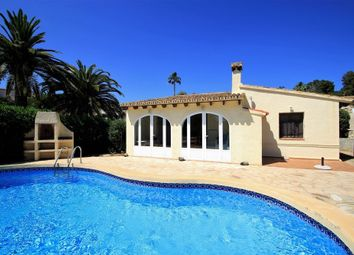 Thumbnail 3 bed villa for sale in Moraira, Costa Blanca, Spain