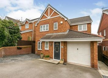Thumbnail 4 bed detached house for sale in Cwrt Telford, Connah's Quay, Deeside, Flintshire