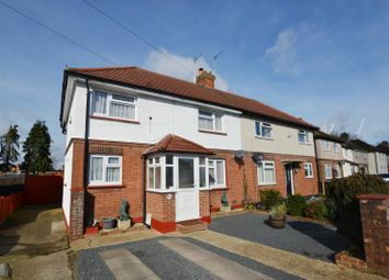Thumbnail 4 bed semi-detached house for sale in North Road, West Drayton