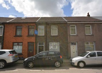 Thumbnail 3 bedroom terraced house for sale in North Road, Porth, Rhondda Cynon Taff