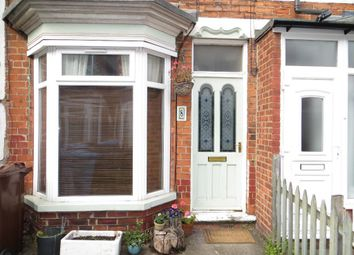 Thumbnail 2 bedroom terraced house for sale in Brentwood Avenue, Hull