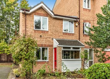 Thumbnail 2 bed end terrace house for sale in Crosslet Vale, London