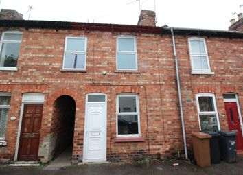 Thumbnail 3 bed terraced house for sale in Milton Street, Lincoln