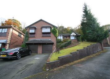 Thumbnail 4 bed detached house for sale in Foot Wood Crescent, Shawclough, Rochdale