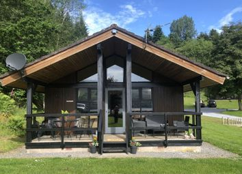 Thumbnail 3 bed lodge for sale in Loch Tay Highland Lodges, Killin