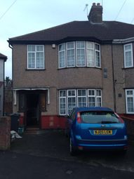 Thumbnail 3 bed semi-detached house to rent in Kingsley Avenue, Hounslow
