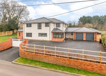 Thumbnail 5 bedroom detached house for sale in Ford, Salisbury