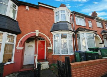 Thumbnail 3 bedroom terraced house to rent in Rathbone Road, Smethwick, West Midlands