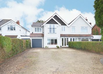 Thumbnail 5 bed semi-detached house for sale in Norton Lane, Earlswood, Solihull