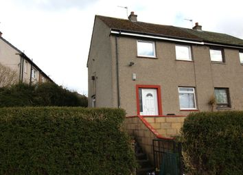 Thumbnail 2 bedroom semi-detached house for sale in Fintry Crescent, Dundee
