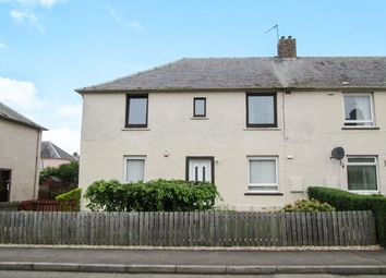 Thumbnail 2 bed flat to rent in Ford Crescent, Thornton, Kirkcaldy