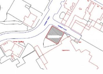 Thumbnail Light industrial for sale in Development Site, 29 Harbour Place, Ardrossan