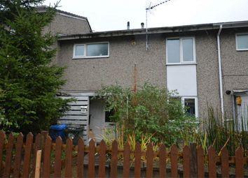 Thumbnail 3 bedroom terraced house for sale in Hillmead, Norwich