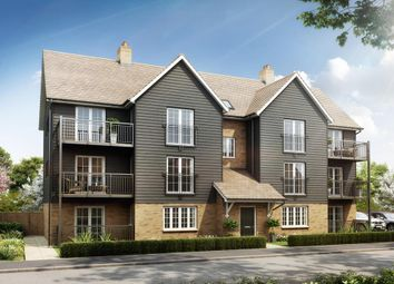 "Thumbnail 2 bedroom flat for sale in ""Falkirk"" at Southern Cross, Wixams, Bedford"