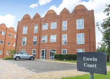 Thumbnail Flat to rent in Unwins Court, Gresham Park Road, Old Woking