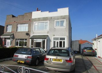 Thumbnail 3 bed property for sale in Osborne Crescent, Morecambe