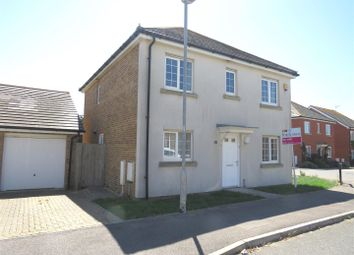 Thumbnail 4 bed detached house for sale in Flint Way, Peacehaven