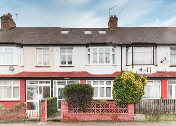 Thumbnail 4 bed terraced house to rent in Mannock Road, London