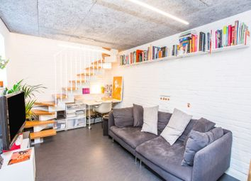 Thumbnail 1 bed terraced house for sale in Romford Road, London