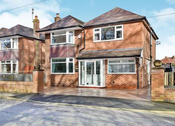 Thumbnail 4 bed detached house for sale in Woodhouse Lane, Sale
