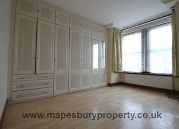 Thumbnail 4 bedroom terraced house to rent in Yewfield Road, Willesden