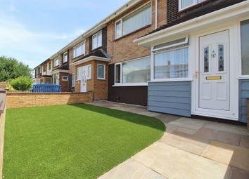 Thumbnail 3 bed terraced house for sale in Wake Lawn, Southsea
