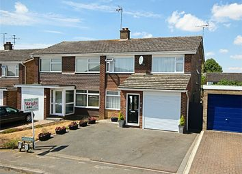 Thumbnail 3 bed semi-detached house for sale in Parkway, Sawbridgeworth, Hertfordshire