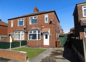 Thumbnail 3 bed semi-detached house for sale in Brookfield Avenue, Bredbury, Stockport