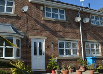 Thumbnail 3 bed town house for sale in Woodside Close, Oldham