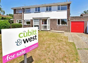 3 bed semi-detached house for sale in Glebelands, Pulborough, West Sussex RH20