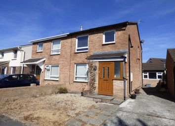 Thumbnail 3 bedroom semi-detached house for sale in Canterbury Close, Weston-Super-Mare