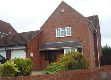 Thumbnail 4 bed property to rent in Tyne Crescent, Bedford